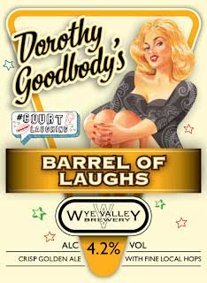 Dorothy Goodbody's Barrel of Laughs