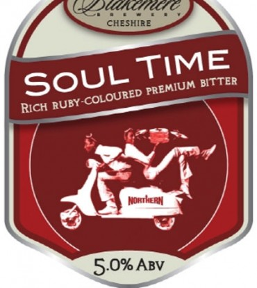 Soul Time Real Ale Northern Brewery