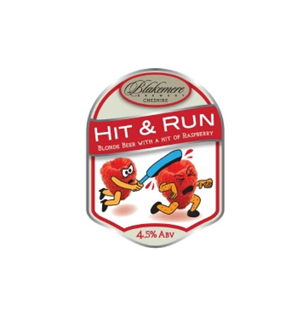 hit & run real ale