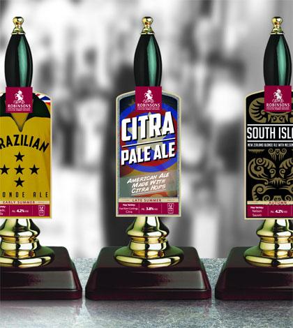 binsons beers new ales 2014